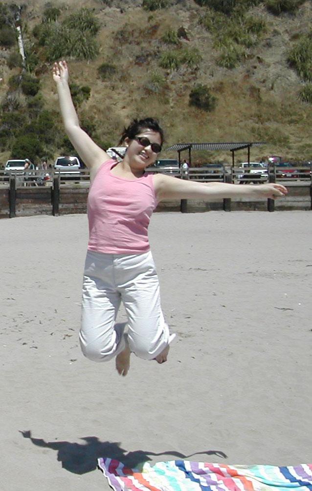 Lisa jumping edited