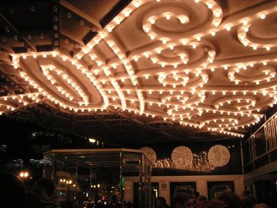 Paramount outdoor lights