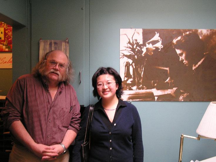 2004 May 28 - Barry, Lisa and EG