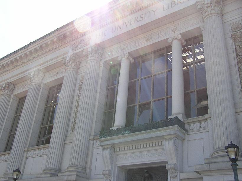 Doe Library