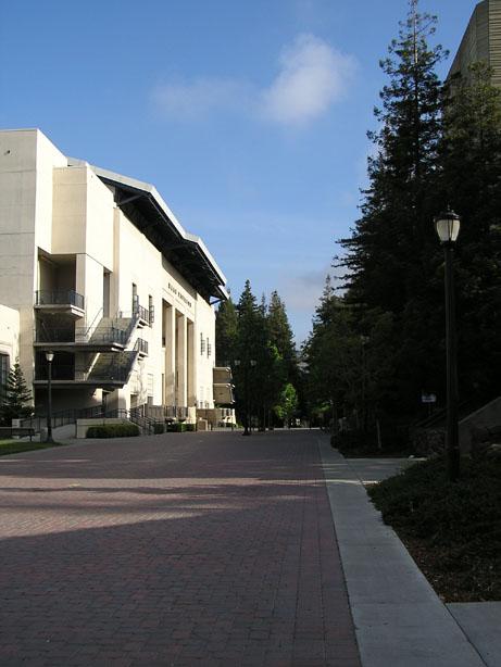 Haas Pavilion