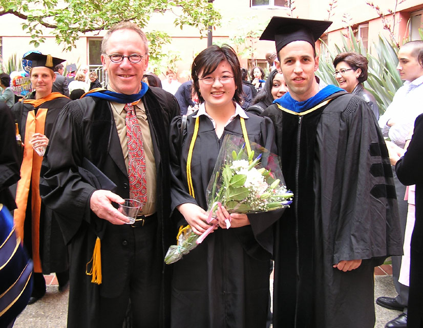 P5210025.Prof Laqueur, Lisa and Prof Henkin