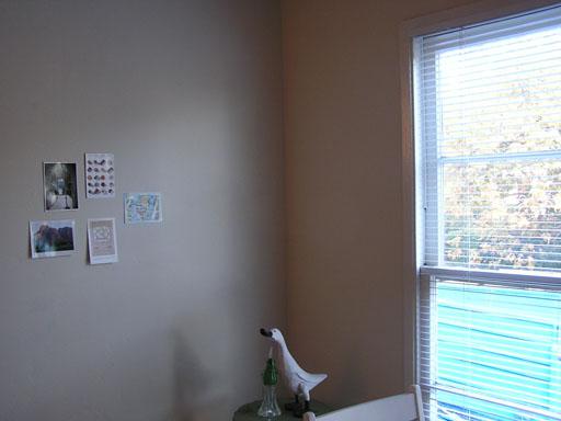 2004 November - North wall