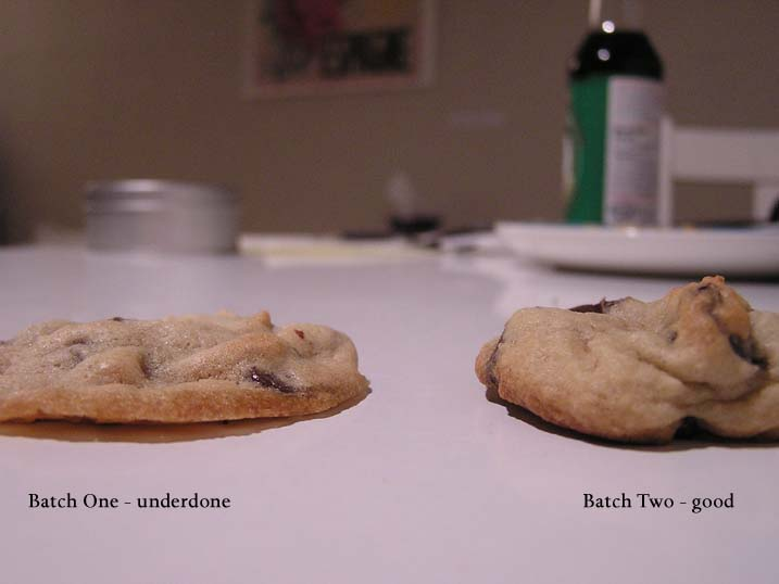 Cookies - Side comparisons