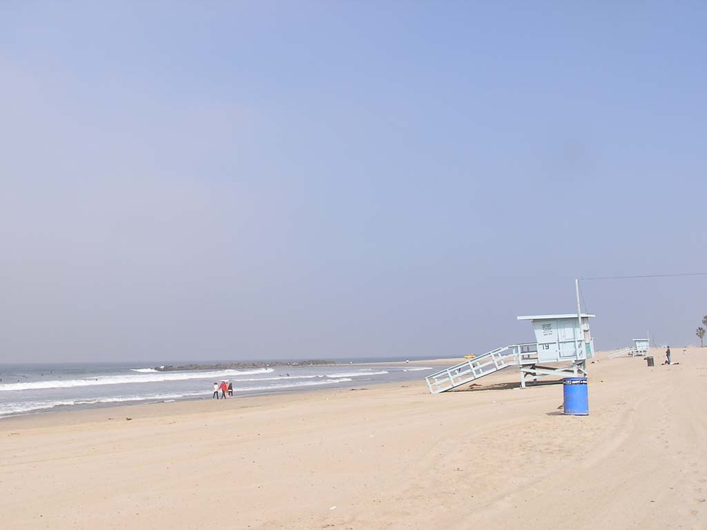 5.Lifeguard station