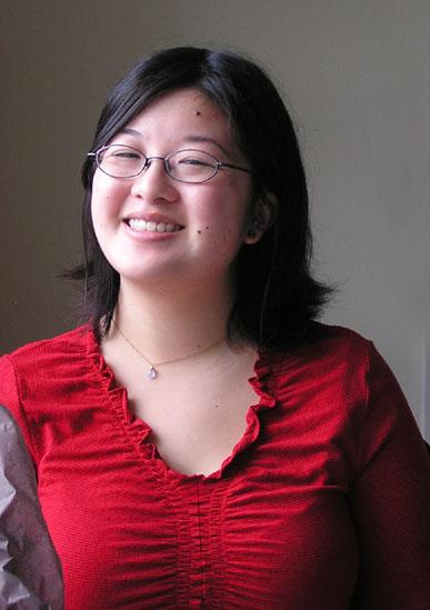 Lisa smiling
