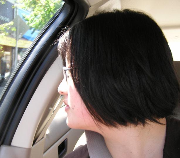 Haircut side
