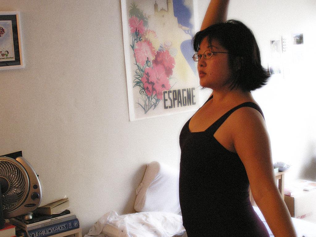 2005 Sept 4 - Flat Lisa