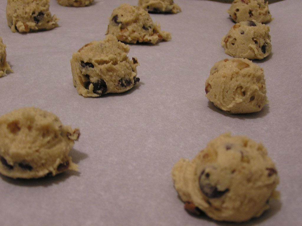Little balls of dough