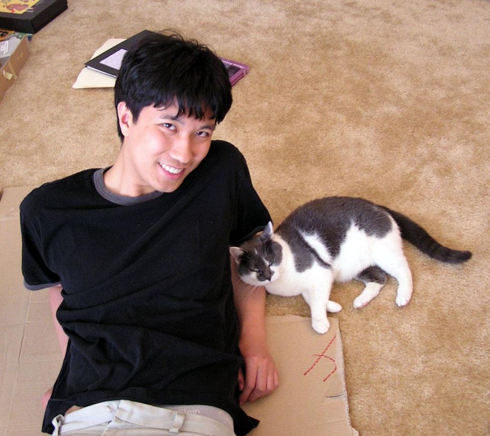 13.Erik cute