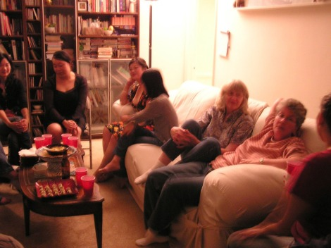 2006 Sept 26 - Party