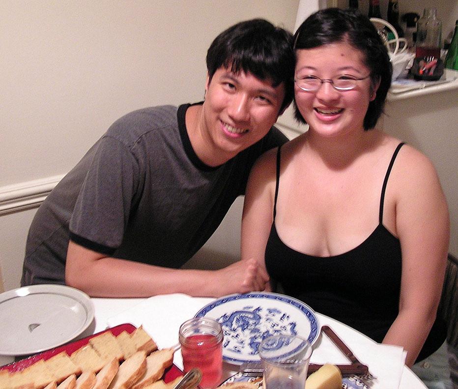 Lisa and Erik