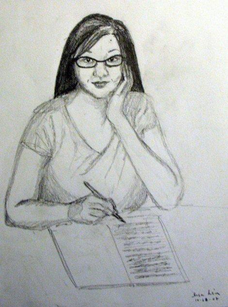 2007 Oct 28 - Self-portrait