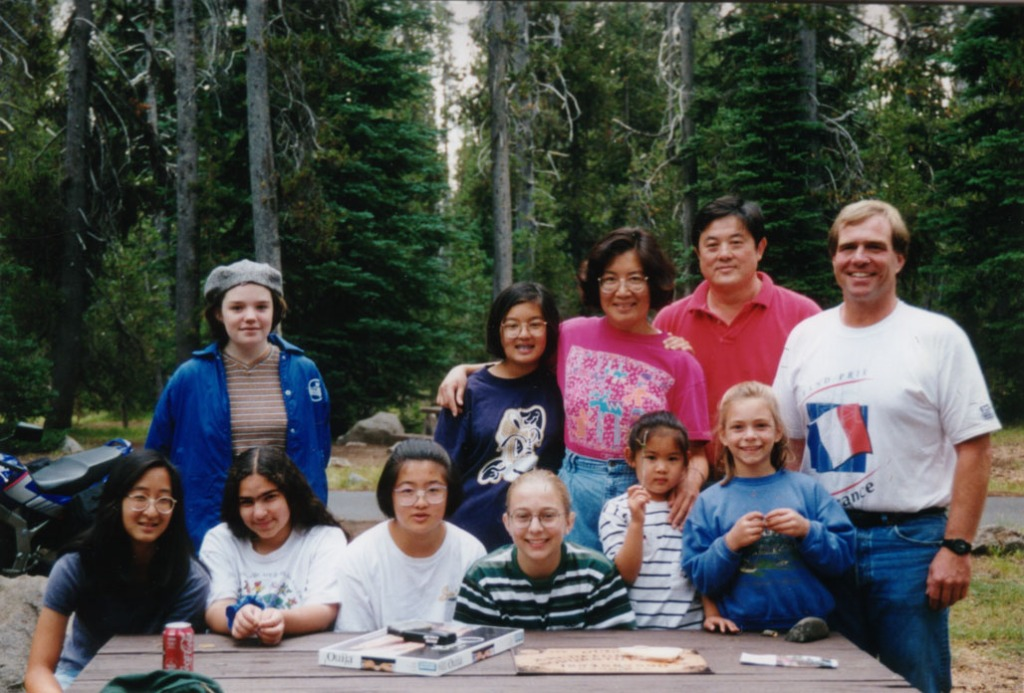 1996 Crater Lake group
