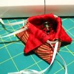 ruby daffodil open