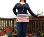 first zip apron