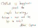 Camus quotation