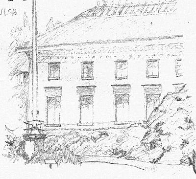 UCB campus sketch