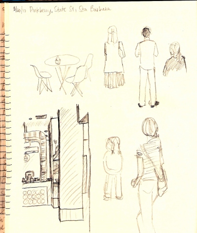 Pinkberry sketches