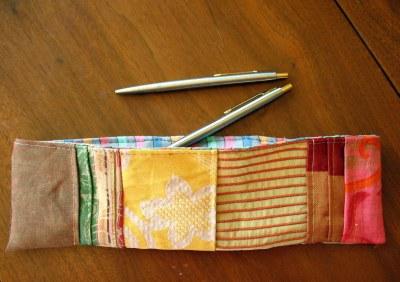 Scrap pencil case