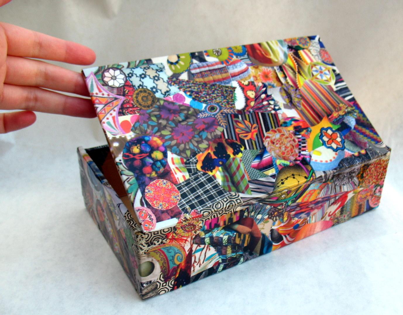Wednesday Craft Decoupage And Time Vs Money Vs Satisfaction Satsumabug Com Lisa Hsia