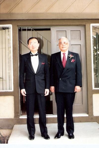 Gong-Gong and Er-Jiu