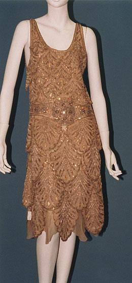 Delong evening dress