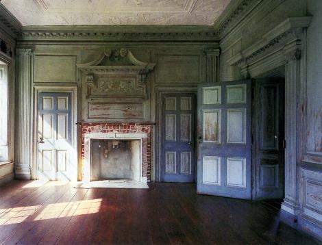 Colonial American ballroom