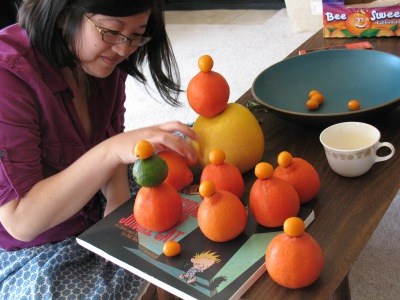 Stacking fruit in 2008