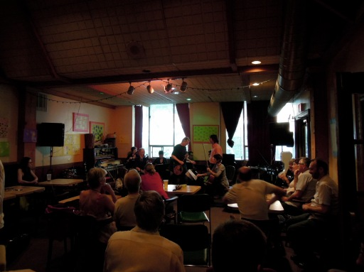 Ensemble Polaris at Tranzac