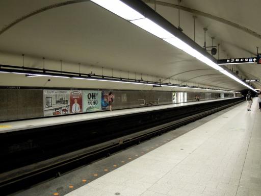 Station Laurier, Montréal