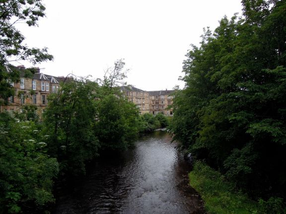 River in Cathcart