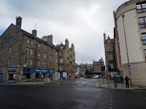 Off the Royal Mile