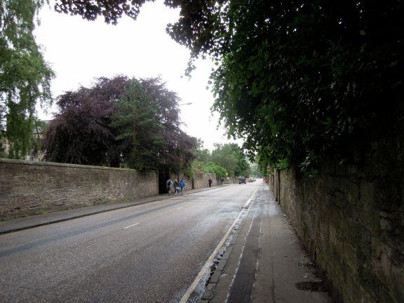 Walled street