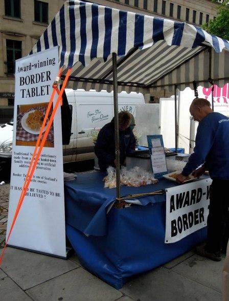 Butter tablet vendor