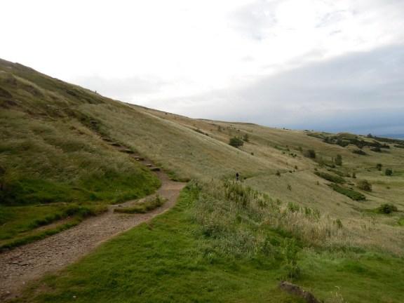 Trails heading back