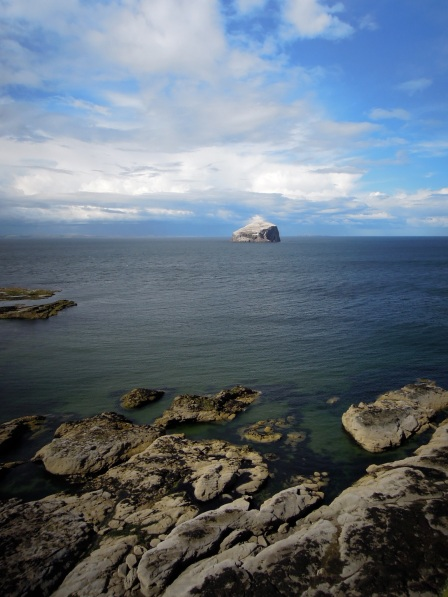 View of Bass Rock
