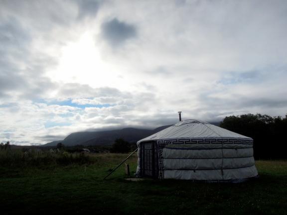 Wildcat Yurt
