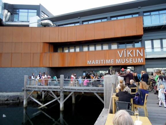 Czech folk singers at the Maritime Museum