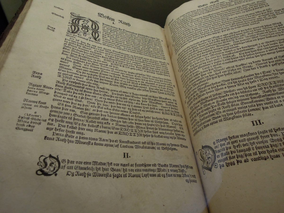 Guðbrandur's Bible