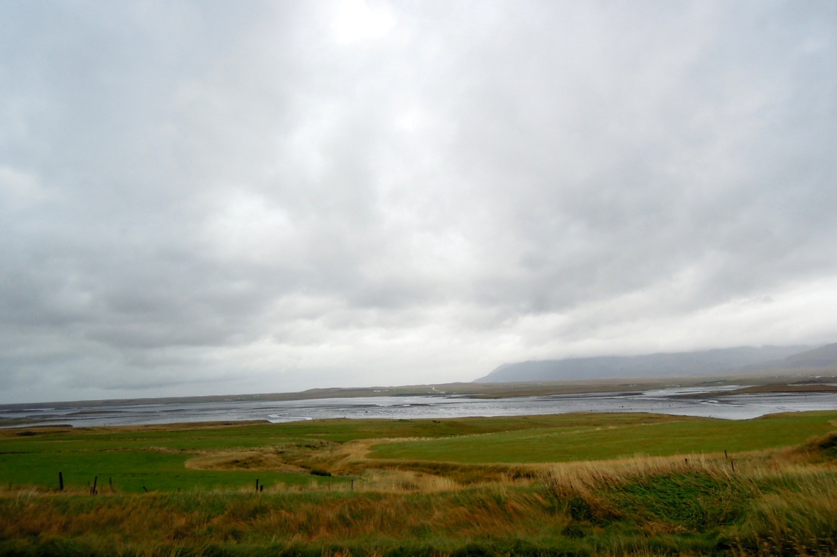 Seaside near Akranes
