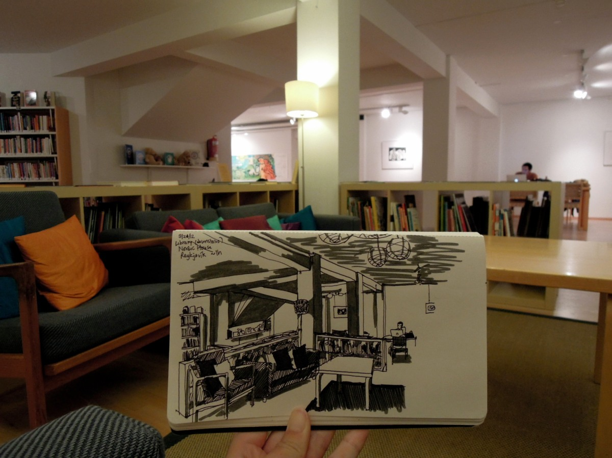 Sketch of the library