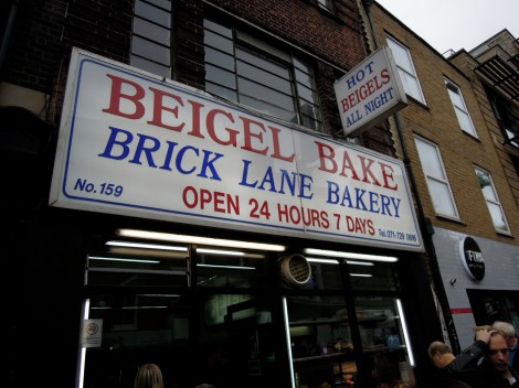 Beigel Bake on Brick Lane