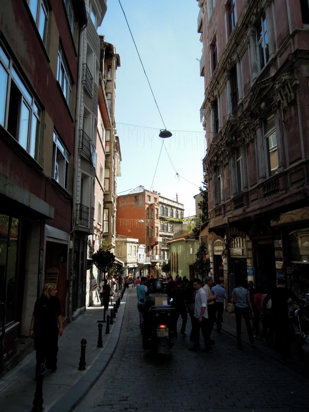 On or near Galip Dede Caddesi