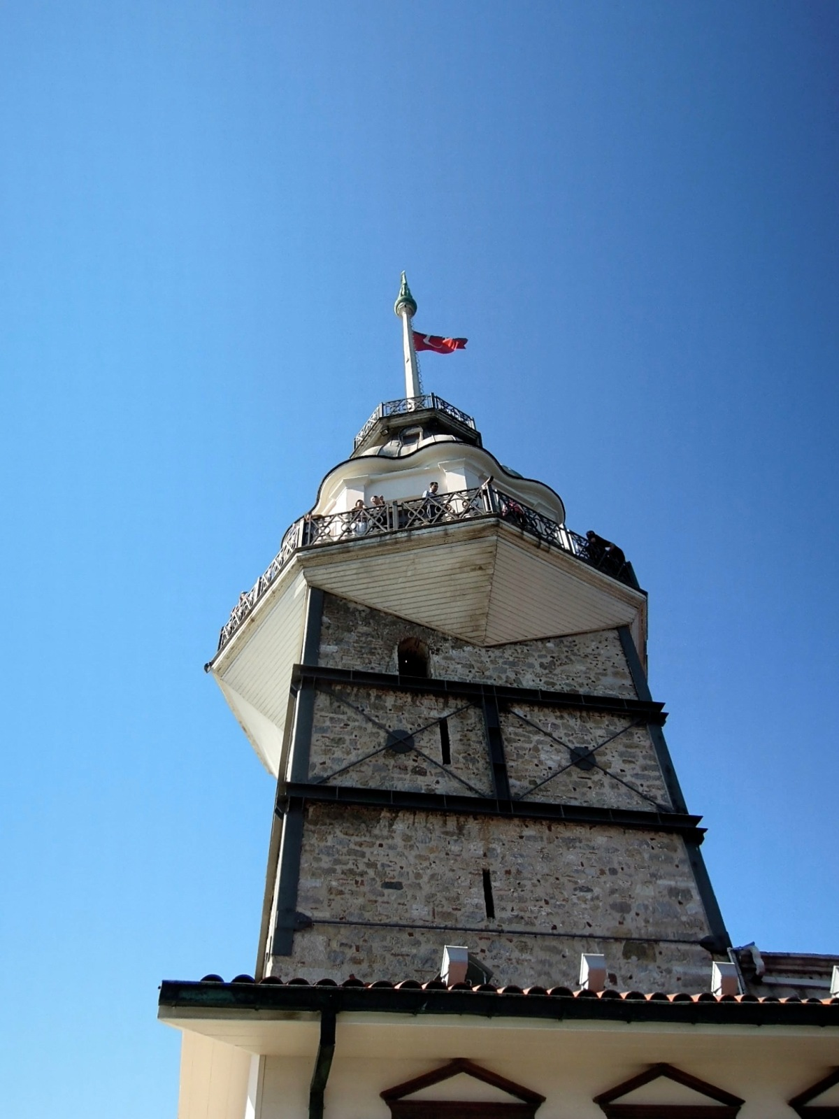 Top of the Maiden's Tower