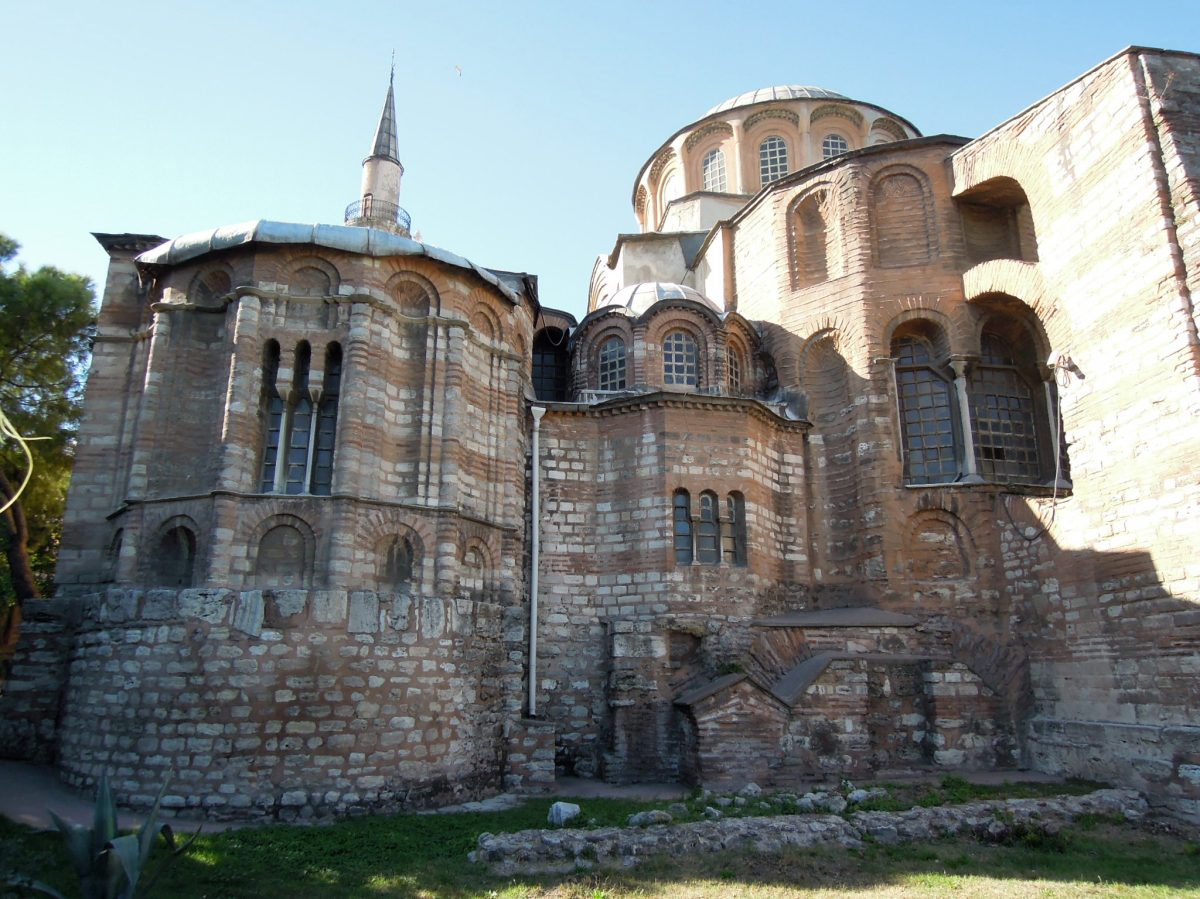 Kariye (Chora) Church (now Museum)