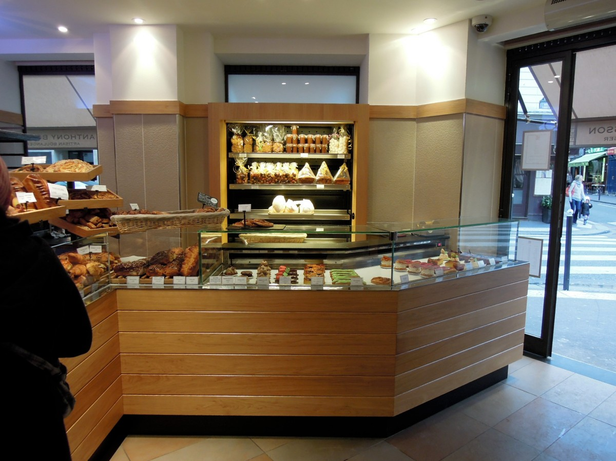 Inside Boulangerie L'Essentiel Anthony Bosson