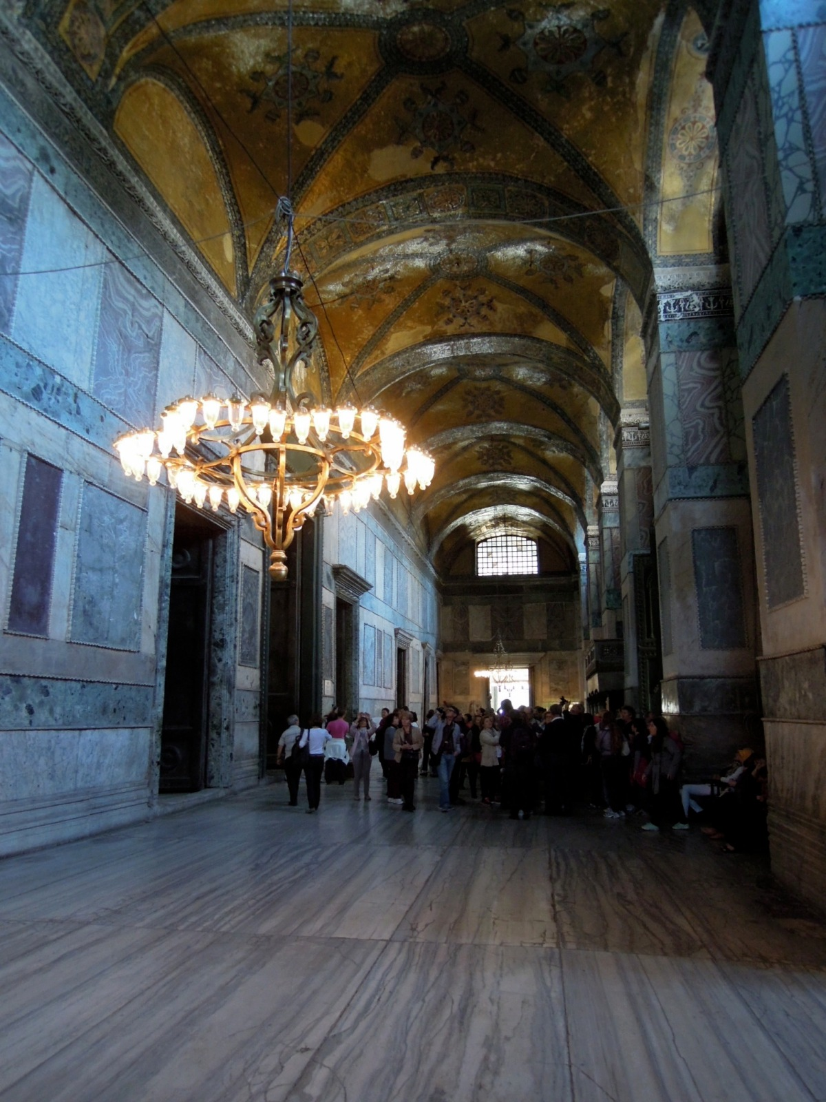 Hallway in the Aya Sofya
