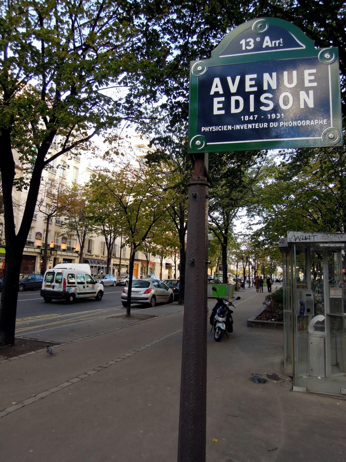 Avenue Edison