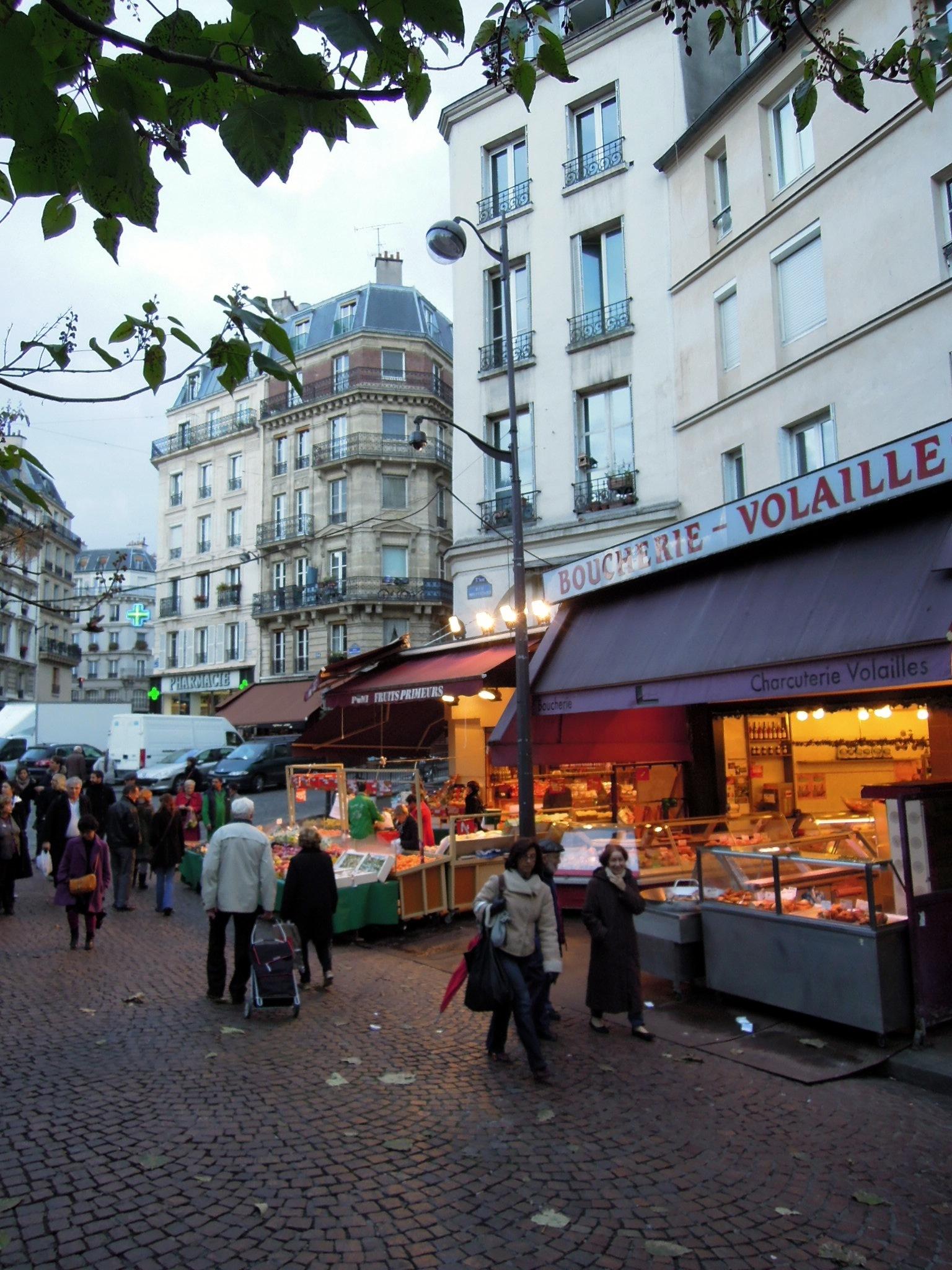 Where Is The Closest Auto Parts Store >> Edible Paris: Rue Mouffetard – satsumabug.com | Lisa Hsia